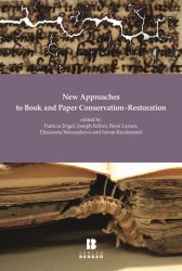 New Approaches to Book and Paper Conservation-Restoration