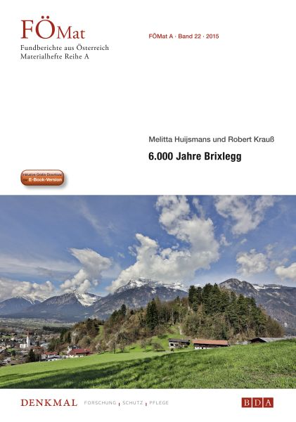 Fundberichte Materialheft A 22 inkl. E-Book Version