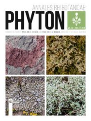 Phyton Vol. 58/1 E-Book S 1-102